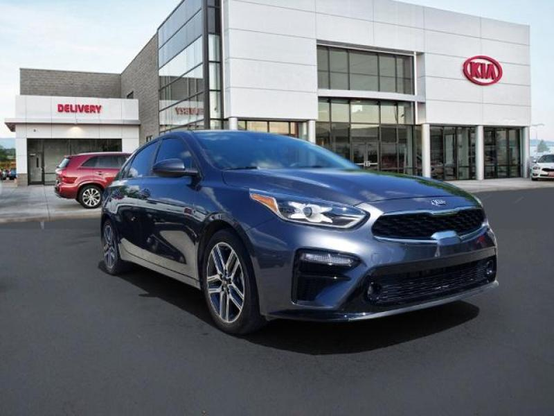Pre-Owned 2019 Kia Forte S
