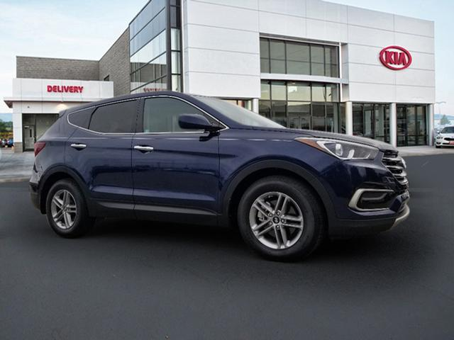 Pre Owned 2017 Hyundai Santa Fe Sport 2 4 Base