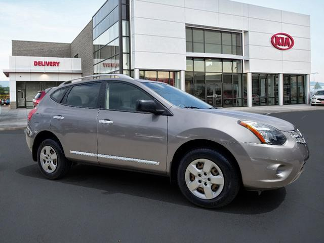 Nissan Rogue Select >> Pre Owned 2014 Nissan Rogue Select S 4d Sport Utility In Chattanooga