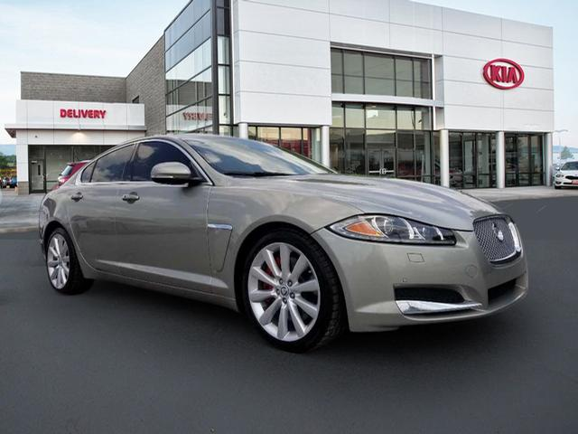 Pre-Owned 2012 Jaguar XF Base