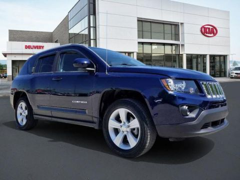 Pre-Owned 2015 Jeep Compass Latitude FWD 4D Sport Utility