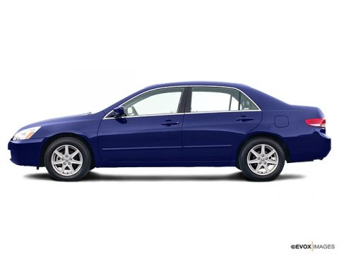 Pre-Owned 2004 Honda Accord LX FWD 4D Sedan