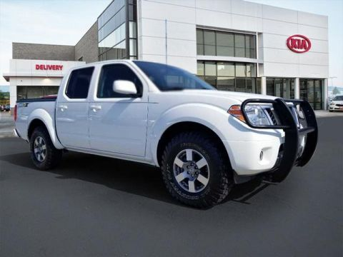 Pre-Owned 2013 Nissan Frontier PRO 4WD