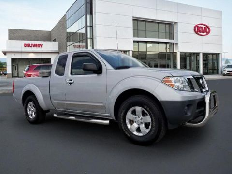 Pre-Owned 2013 Nissan Frontier S RWD Standard Bed