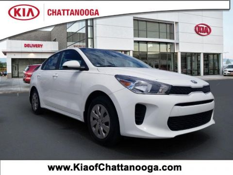New 2018 Kia Rio S FWD 4D Sedan