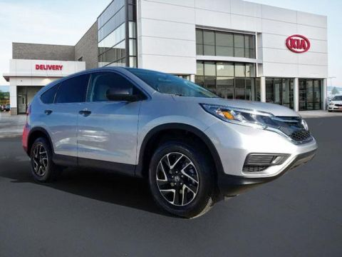 Pre-Owned 2016 Honda CR-V SE AWD