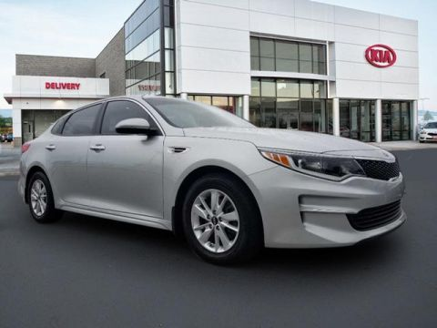 Pre-Owned 2016 Kia Optima LX FWD 4D Sedan