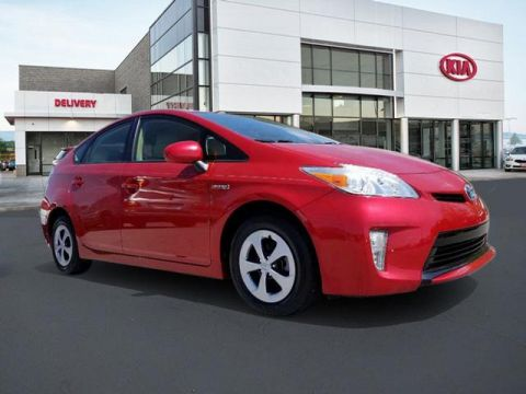 Pre-Owned 2015 Toyota Prius One FWD 5D Hatchback