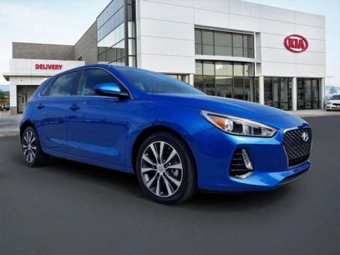Pre-Owned 2018 Hyundai Elantra GT Base FWD 4D Hatchback