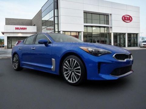 New 2018 Kia Stinger Premium With Navigation & AWD