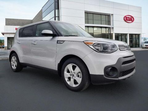 New 2018 Kia Soul Base FWD 4D Hatchback
